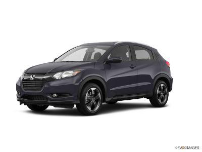 2018 Honda HR-V 5D 1.8 L4 EX-L (Modern Steel Metallic)