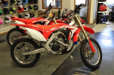 2018 Honda CRF450R Motocross Motorcycles Adams, MA