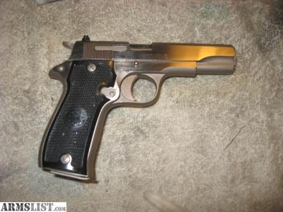 For Sale: Star model SS pistol
