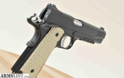 For Sale: Kimber 1911 .45ACP Warrior 5in Black 45
