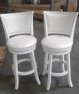 Bar Stool- Leatherette Seat