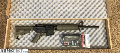 For Sale/Trade: OD Green NIB Palmetto State Armory AR15