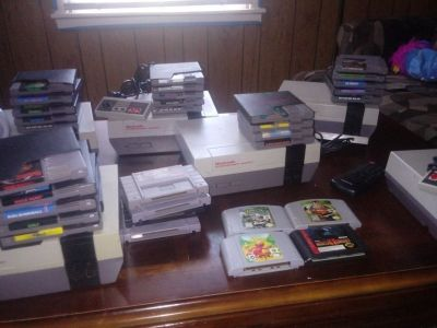 Nes bundle each have 5 games