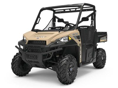 2019 Polaris Ranger XP 900 EPS Utility SxS Utility Vehicles Greenland, MI
