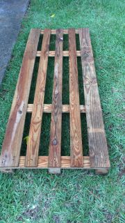 Free Pallets for pallet wood