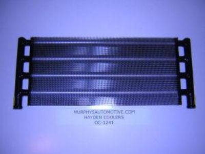 Purchase TRANSMISSION OIL COOLER, Heavy Duty Coolers by Hayden Coolers, (OC-1241) motorcycle in Florence, Alabama, US, for US $91.82