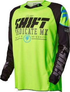 Buy Shift MX Racing Adult 2016 Strike Jersey Motocross ATV Off Road MTB Shirt Men's motorcycle in Longview, Washington, United States, for US $44.95