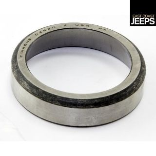 Purchase 16560.13 OMIX-ADA Dana 44 Outer Pinion Bearing Cup, 48-91 Willys & Jeep Models, motorcycle in Smyrna, Georgia, US, for US $22.98