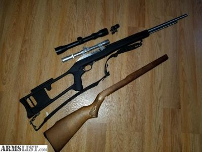 For Sale: very nice Marlin 60SB with extras
