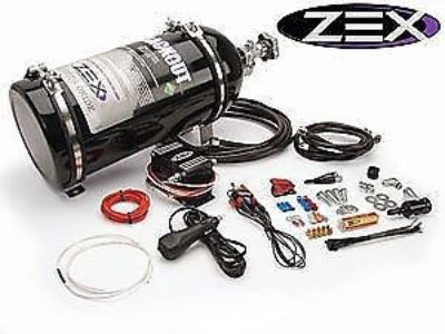 Find ZEX Nitrous 82390B Blackout Nitrous Kit 2011-2013 Mustang GT motorcycle in Mandeville, Louisiana, United States, for US $637.77