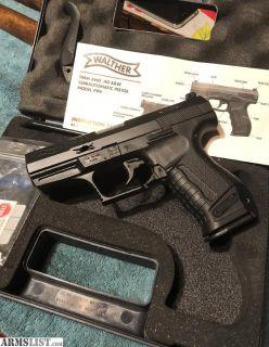 For Sale/Trade: Whoa!Pre-Ban Interarms Walther P99 Gen 1 Split Trigger