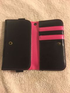 Caseen brand phone holder/wallet. Holds iPhone 6 &6s. NWOT!