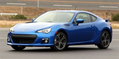 2013 Subaru BRZ Limited (Satin White Pearl)