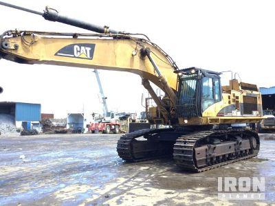 2005 Cat 365CL Track Excavator