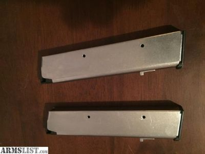 For Sale: Wilson Combat 10 RD Mags