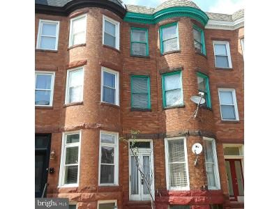 4 Bed 2 Bath Foreclosure Property in Baltimore, MD 21217 - Newington Ave