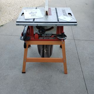 SKILSAW 15 amp Table saw
