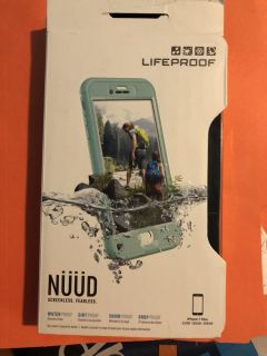 new condition iphone life proof case