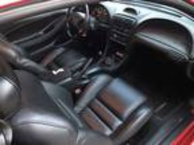 1996 Ford Mustang SVT Cobra 2dr Coupe for Sale by Owner