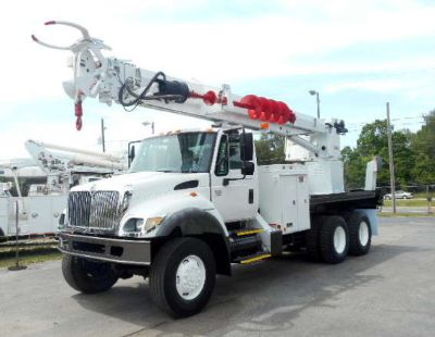 2007 International Workstar 7400