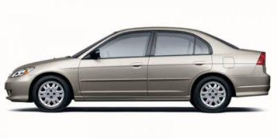 2005 Honda Civic LX (Taffeta White)