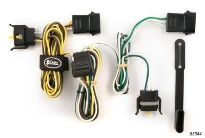 Purchase CURT 55344 Trailer Connector Kit-T-Connectors motorcycle in Chestertown, Maryland, US, for US $63.36