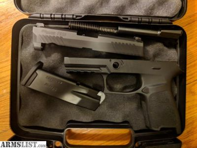 For Sale: P320 Caliber Conversion Kit 0.40 Cal SW Compact