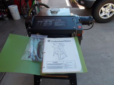 Shop Smith Professional Planer