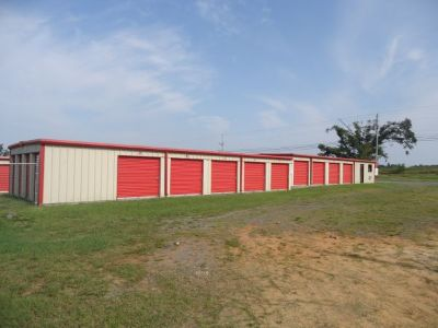 For Sale- 46 unit, 2 building storage facility with a managers office (Albertville,AL)