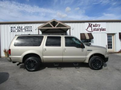 2005 FORD EXCURSION LIMITED