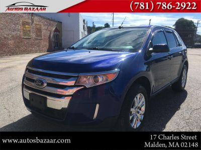2013 Ford Edge Limited (Deep Impact Blue Metallic)