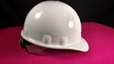 Fibre Metal E2RW Hard Hat - Ratchet Suspension (T=44)