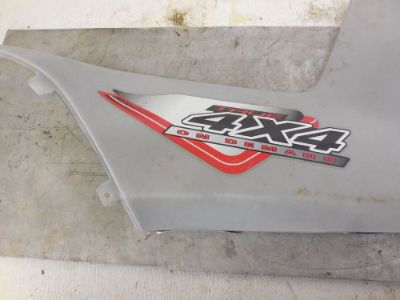 Buy 2003 03 polaris sportsman 500 right side cover panel motorcycle in Navarre, Ohio, United States, for US $45.00