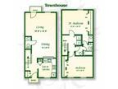 Crabtree Crossing Apartments and Townhomes - The Magnolia Townhouse EIK