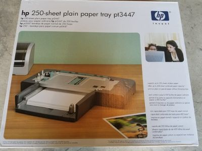 hp 250 Sheet Paper Tray Model pt3447 (new open box)