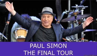 2 Paul Simon Tickets Final Tour May 22