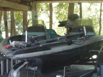 1994 Cajun Bass Boat