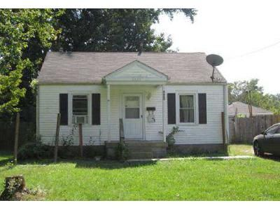 2 Bed 1 Bath Foreclosure Property in Louisville, KY 40216 - Thomas Ave
