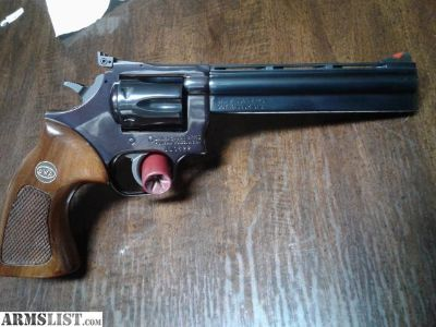 For Sale/Trade: Dan Wesson 357 magnum