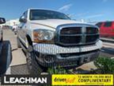 2006 Dodge Ram 2500 TRX4 Off-Road