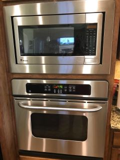 GE oven/microwave