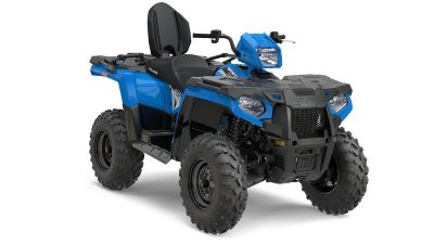 2018 Polaris Sportsman Touring 570 EPS Utility ATVs Wisconsin Rapids, WI