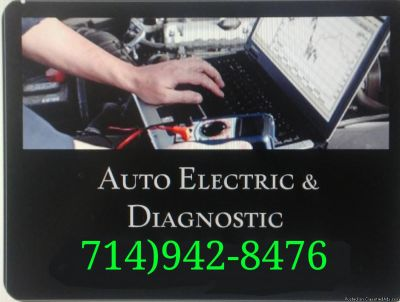 Mobile Auto Electric and repair