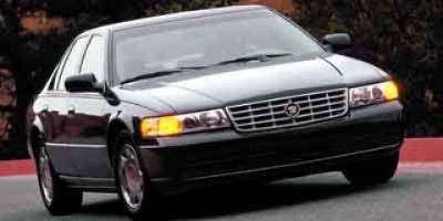2002 Cadillac Seville SLS (Sterling)