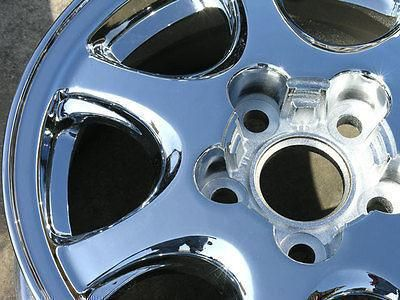 Sell 1994-1996 Toyota Camry CHROME WHEEL RIM 69326 motorcycle in Gardena, California, US, for US $59.12