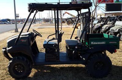 2009 Kawasaki Mule 4010 Trans ATV Utility ATVs Eastland, TX