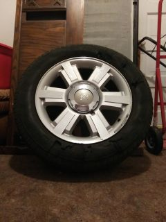 King Ranch Rim F150