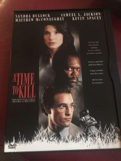 A Time to Kill DVD