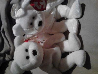 ****REDUCED PRICE**** RARE/DISCONTINUED AND THE VERY RARE MISPRINTED TY BEANIE BABIES