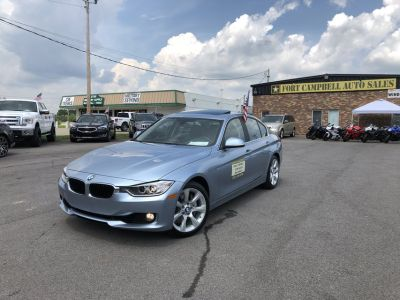 2015 BMW 3 SERIES 335i xDRIVE SEDAN 6-Cyl turbo 3.0 LITER